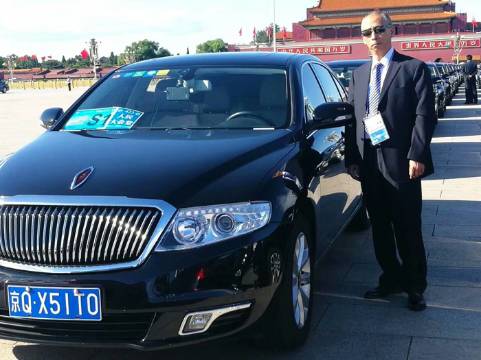 car service, VIP, state car team, taxi to great wall of china mutianyu tour, english cab driver