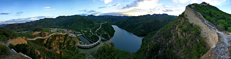 great wall of chian, huanghuacheng, taxi to great wall of china, car service, english cab driver