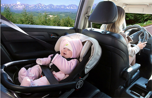 infant seat, baby seat, taxi to great wall of china, mutianyu, cab, car rental with english driver