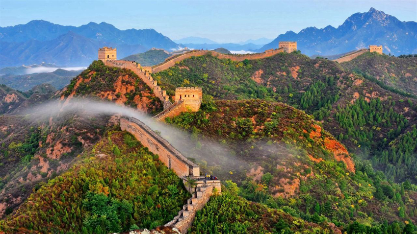 taxi to great wall of china, mutianyu, jiankou, hike through, xizhazi, car rental with english driver, cab, day tour, jinshanling great wall